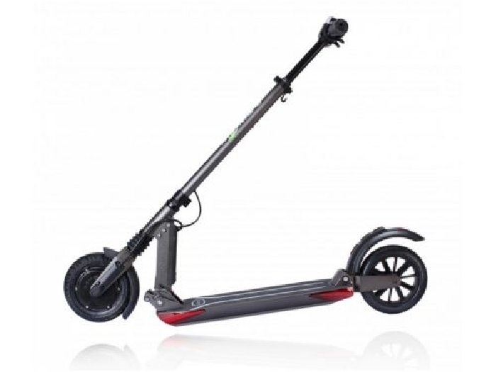 Trottinette électrique E-TWOW Monster Booster V Grise