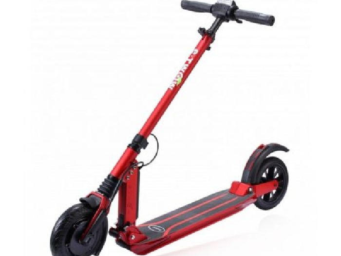 Trottinette électrique E-TWOW Monster 36V 14Ah Rouge