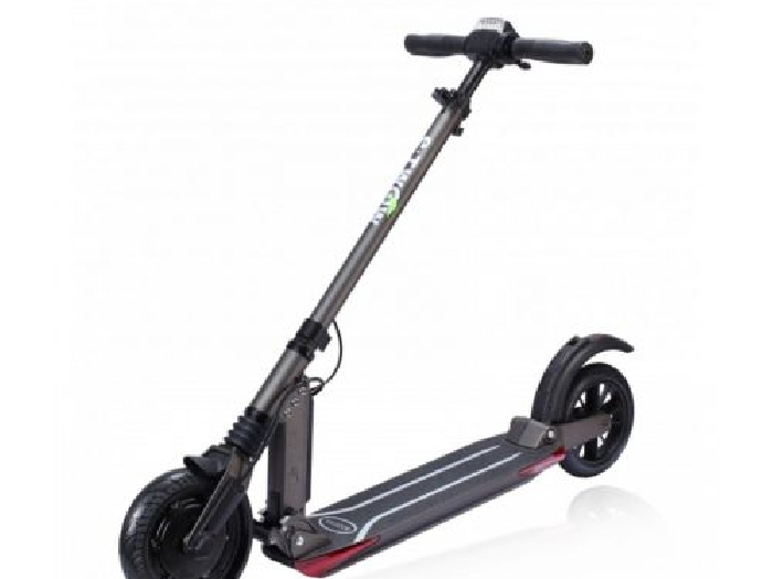 Trottinette électrique E-TWOW Monster 36V 14Ah Grise