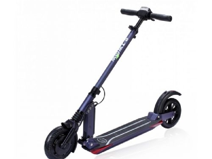 Trottinette électrique E-TWOW Monster 36V 14Ah Violette