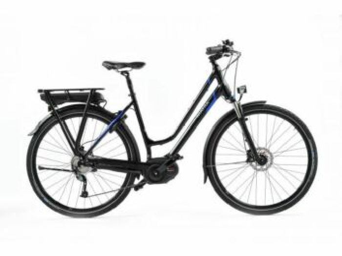 VELO A ASSISTANCE ELECTRIQUE MATRA 48 cm I-STEP PHANTOM PERFO