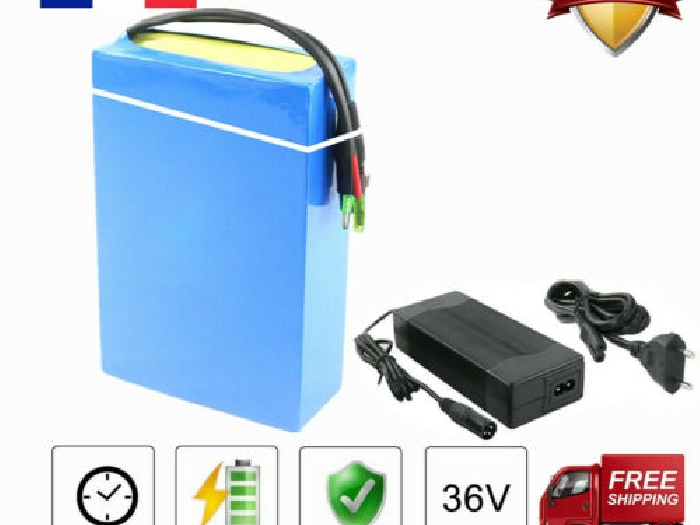 D034 36V 20AH 720Wh Replacement Li-ION Batterie Fit pour Electric Bicycle E-Bike