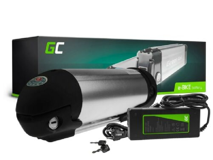 Batterie E-BIKE 36V|11.6Ah|418Wh Bottle avec Chargeur