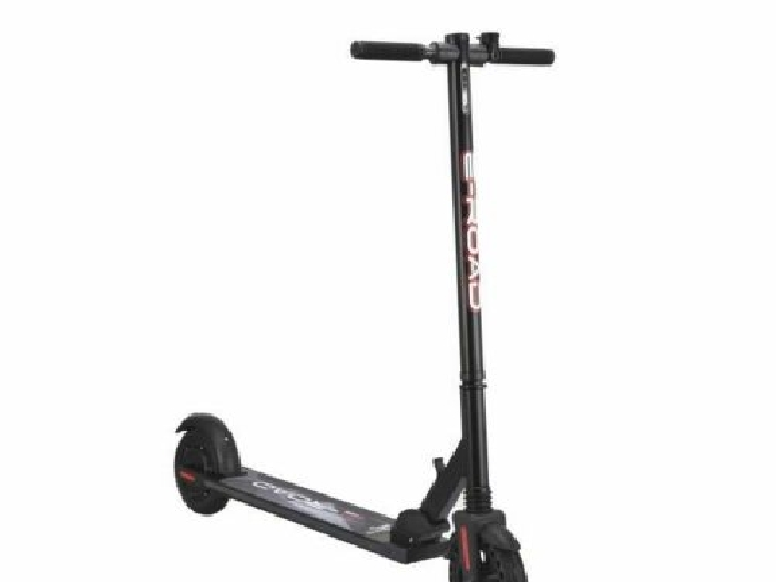 Trottinette électrique E-ROAD 350 - Moteur 350W - Batterie 36V 5Ah - Suspension