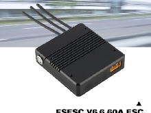 FLIPSKY FSESC V6.6 60A ESC for Skateboard RC Car Drone E-bike E-scooter Ro FR