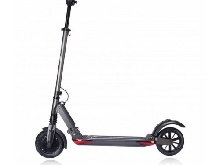 Trottinette électrique E-TWOW Booster S Plus Confort 2018 Grise