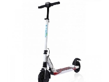 Trottinette électrique E-TWOW Monster Booster V Confort Blanche