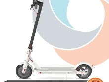 Xiaomi M365 Trottinette Electrique Adulte E-Scooter Pliable 42V 25KM/H Blanc EU