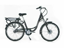 VELO A ASSISTANCE ELECTRIQUE FACELIA taupe 13A NEXUS3