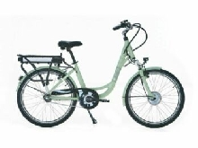 VELO A ASSISTANCE ELECTRIQUE FACELIA blanc 16A NEXUS3