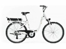 VELO A ASSISTANCE ELECTRIQUE MATRA I-FLOW FREE D8 blanc satiné