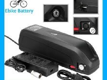 36V 15A Ebike Batterie Vélo Electrique Lithium Bicycle Battery+Chargeur+USB Port