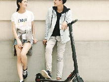 Ninebot Segway ES1 Folding Electric Kick Scooter Trottinette Electrique Pliable