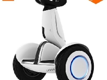 800W Trottinette électrique Self Balance Scooter LED Xiaomi N4M340 Ninebot Plus