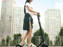 500W Ninebot Segway ES1 Electric Scooter Trottinette Electrique Pliable 8 / 7.5