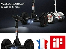 Ninebot Hoverboard E-balance scooter trottinette électrique smart wheel Unisexe