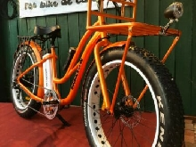 BOOBER 750W B'Cloo vélo électrique Fat bike electric bicycle elektrofahrrad