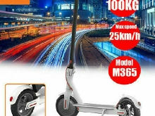 Original Xiaomi M365 Trottinette Électrique Mixte Adulte Scooter Skateboard BMS