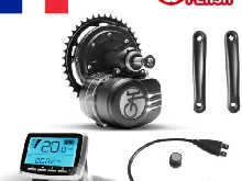 36V 250W VLCD5 tongsheng TSDZ2 Mid Centre Motor kit Kit moteur central E-Bike