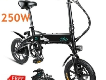 FIIDO D1 Ciclismo Bicicletas Vélo électrique pliant Folding Electric Bike 7.8Ah