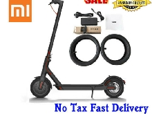 LED Xiaomi Mijia M365,Trottinette Électrique Scooter Skateboard 25km/h, Li-ion