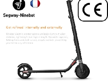 Ninebot Segway 20KM/H Trottinette Électrique E-Scooter 250W Version standard LED