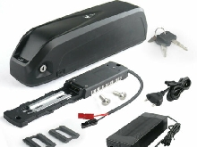 E-bike Vélo Batterie 48V 13Ah Pedelec Kit Conversion Li-Ion rahmenakku +Chargeur