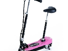 HOMCOM Trottinette Electrique E-scooter Patinette Pliable 12km/h 120W