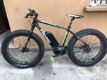 fat bike electrique HEAD