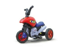 Jamara 404771 - Tricycle - Ride-on E-trike Avec Bouton Directionnel