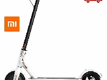 Trottinette Electrique Scooter Adulte Pliable Blanc Xiaomi M365 25Km/h Patinette