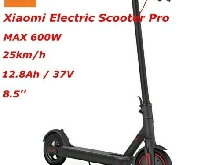 8.5'' Xiaomi Electric Scooter Pro Trottinette Roller ÉLectrique Scooter 600W EU