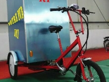 Tricycle Electrique Container usage PRO