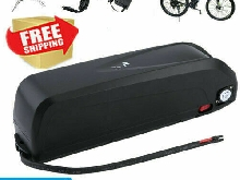 E-bike Batterie 36V 15.6Ah 561Wh Vélo Electrique Lithium Battery Porte-bagage FR