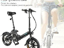 FIIDO D3 5.2Ah 250W Pliant Vélo électrique Ebike E-bike Electric Folding e bike