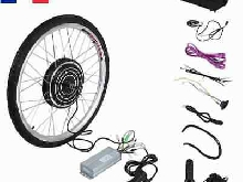 36V 250W E-bike Kit Conversion électrique 26