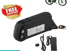E-bike Batterie 36V 13Ah 468Wh Vélo Electrique Lithium Battery Porte-bagage FR