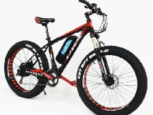 NEW Fat tyres E-bike electric bicycle snow bike cruising large tires california