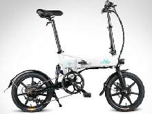 FIIDO D2/D2S 16'' VéLo Pliant éLectrique Folding Moped E-Bike 250W 25km/h M1X8