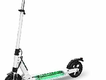 MARKBOARD Trottinette électrique,Electric Scooter Batterie 7.5Ah (blanc)