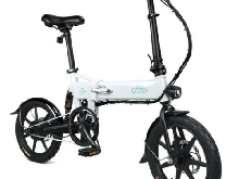 Fiido Pliable Vélo Cyclomoteur E-BIKE Vitesse variable DEL Folding Electric Bike