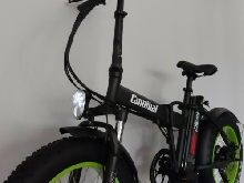 Cannibal Velo Electrique pliant FAT BIKE 35km/h 80kms d autonomie FRANCAIS