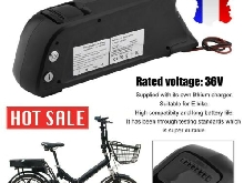 DOHIKER 36V E bike Batterie Lithium Alternative batterie vélo électrique Pedelec