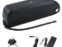 E-Bike Battery 48V 13Ah Batterie Kit di Conversion vélo électrique +2A Chargeur