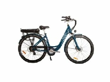 VELO A ASSISTANCE ELECTRIQUE CARLINA version Hydraulique BLEU 16A 26