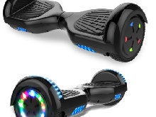 Hoverboard Scooter Electrique Bluetooth 6.5 Pouces Gyropode Roues LED Flash