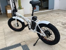 Velo electrique pliant 20'' 36v 500 FAT BIKE