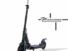 EVERCROSS EVERCROSS E1 TROTTINETTE ÉLECTRIQUE PLIABLE?SCOOTER PATINETTE NOIR