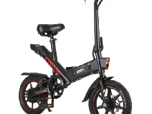 DOHIKER Y1 VéLos éLectrique Pliant Folding Electric Bicycle 350W 36V 14''