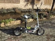 Trottinette électrique adulte e-Scooter 1000W Viron Motors Carbon